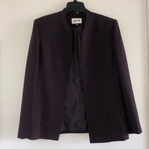 Jasper purple blazer